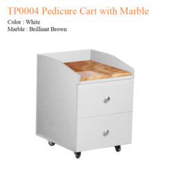 TP0004 Pedicure Cart with Marble 21 inches 247x247 - Top Selling
