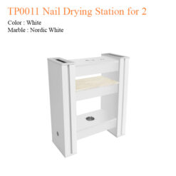 TP0011 Nail Drying Station for 2 44 inches 0 247x247 - Equipment nail salon furniture manicure pedicure