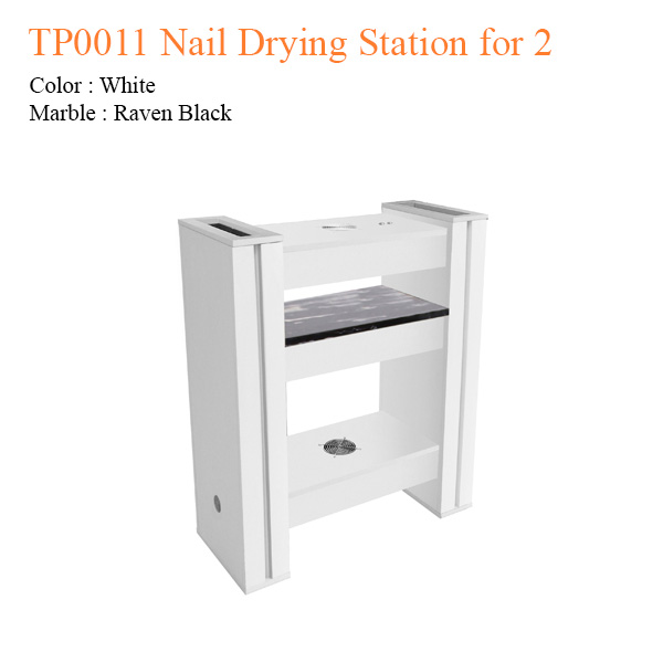 TP0011 Nail Drying Station for 2 - 44 inches | Salondepot.com