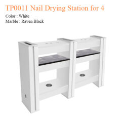 TP0011 Nail Drying Station for 4 – 62 inches