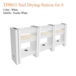 TP0011 Nail Drying Station for 6 – 90 inches