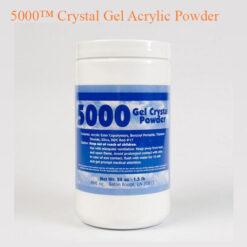 5000™ Crystal Gel Acrylic Powder – 24 oz