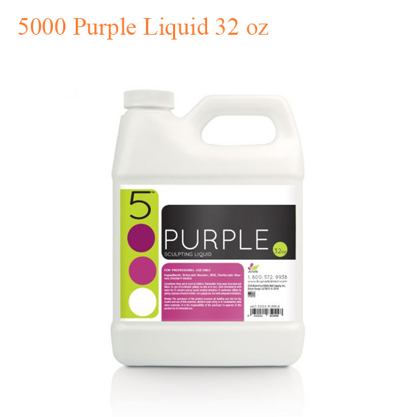 5000 Purple Liquid 32 oz