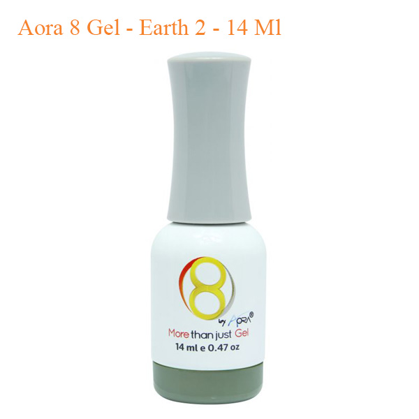 Sơn 8 Gel Aora – Earth 2 – 14ml