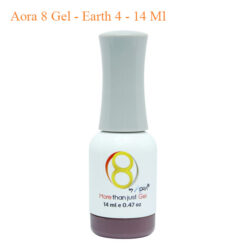 Aora 8 Gel – Earth 4 – 14 Ml