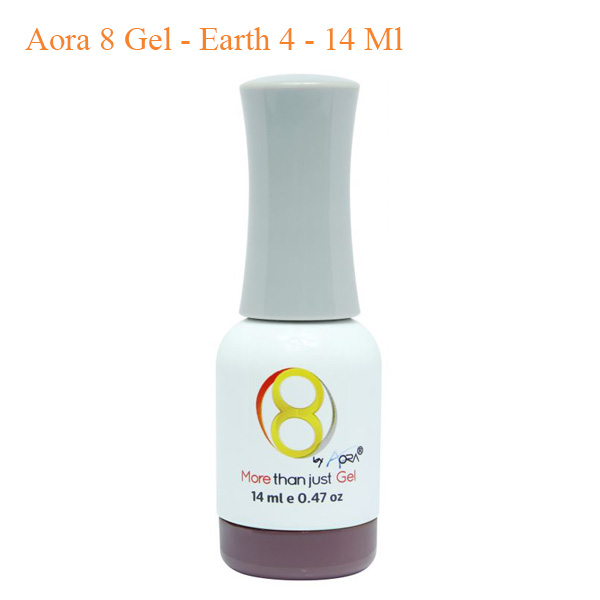 Sơn 8 Gel Aora – Earth 4 – 14ml