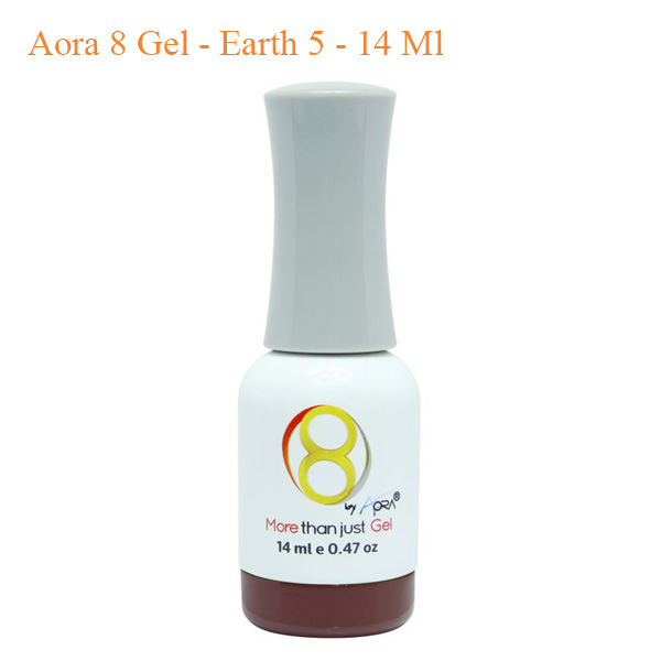 Sơn 8 Gel Aora – Earth 5 – 14ml