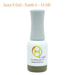 Aora 8 Gel – Earth 6 – 14 Ml