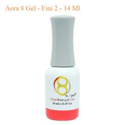 Aora 8 Gel – Fire 2 – 14 Ml