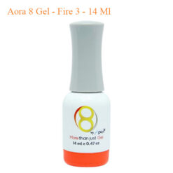 Aora 8 Gel Fire 3 14 Ml 247x247 - Equipment nail salon furniture manicure pedicure