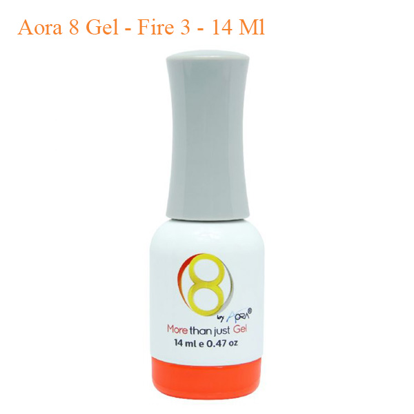 Sơn Gel Aora – Fire 3 – 14 Ml