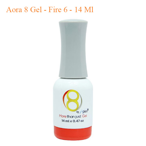 Aora 8 Gel – Fire 6 – 14 Ml