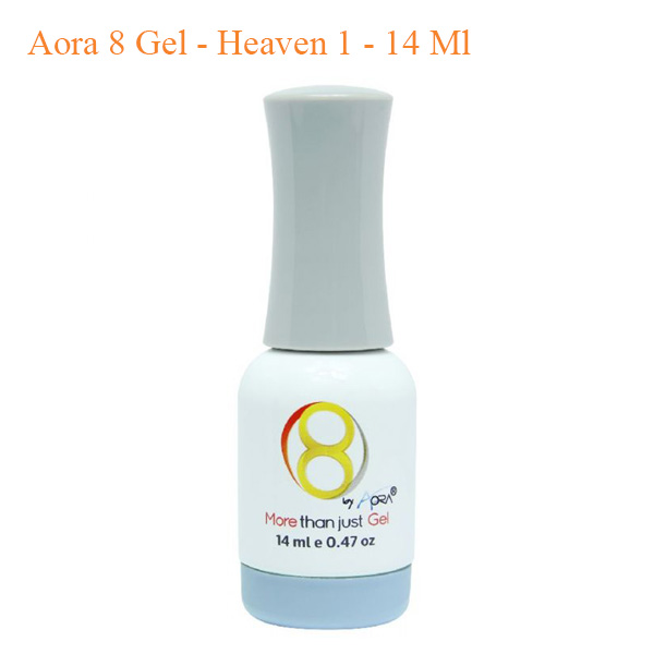 Sơn 8 Gel Aora – Heaven 1 – 14ml