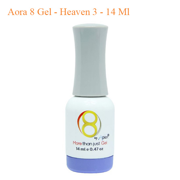Sơn 8 Gel Aora – Heaven 3 – 14ml