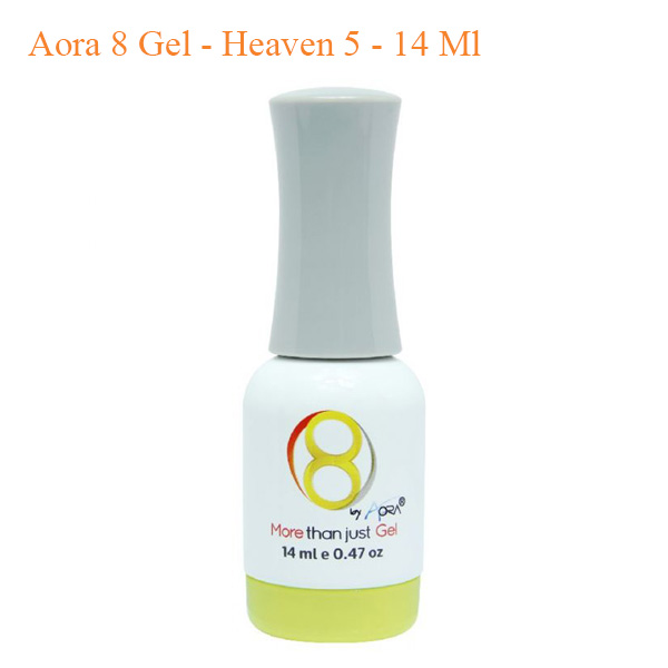 Sơn 8 Gel Aora – Heaven 5 – 14ml