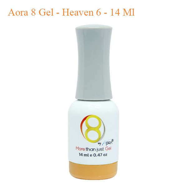 Sơn 8 Gel Aora – Heaven 6 – 14ml