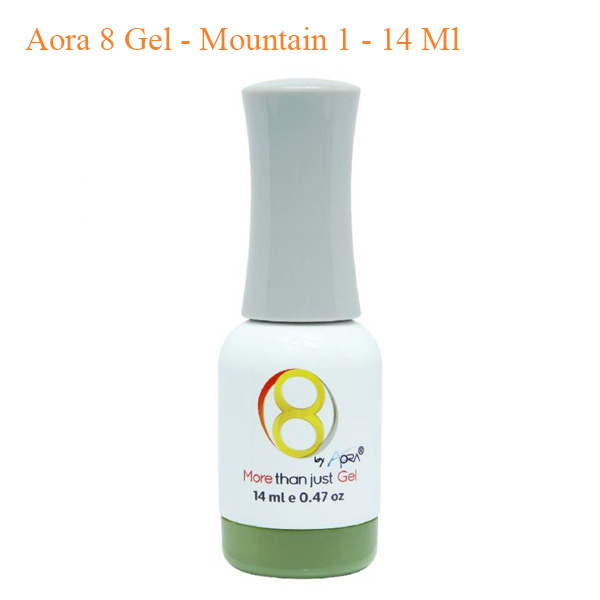 Sơn 8 Gel Aora – Mountain 1 – 14ml