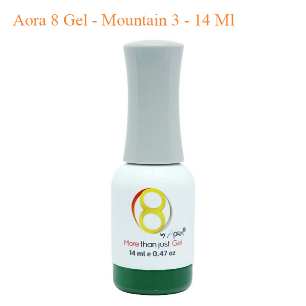 Sơn 8 Gel Aora – Mountain 3 – 14ml