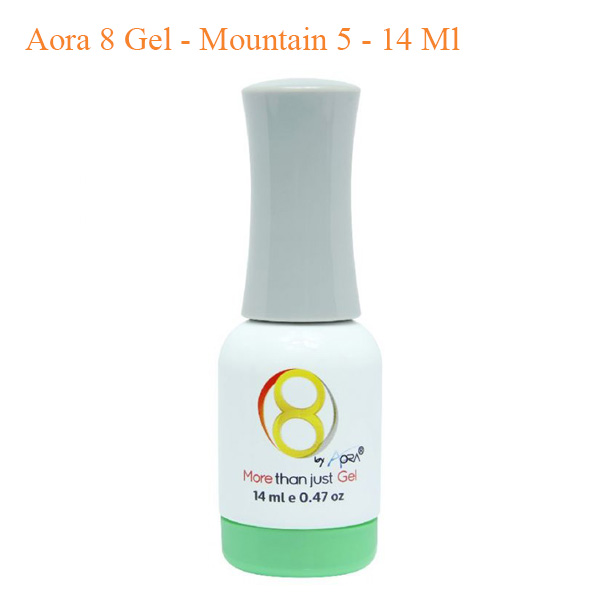 Sơn 8 Gel Aora – Mountain 5 – 14ml