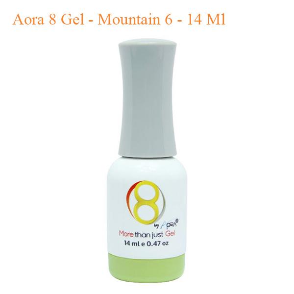 Sơn 8 Gel Aora – Mountain 6 – 14ml