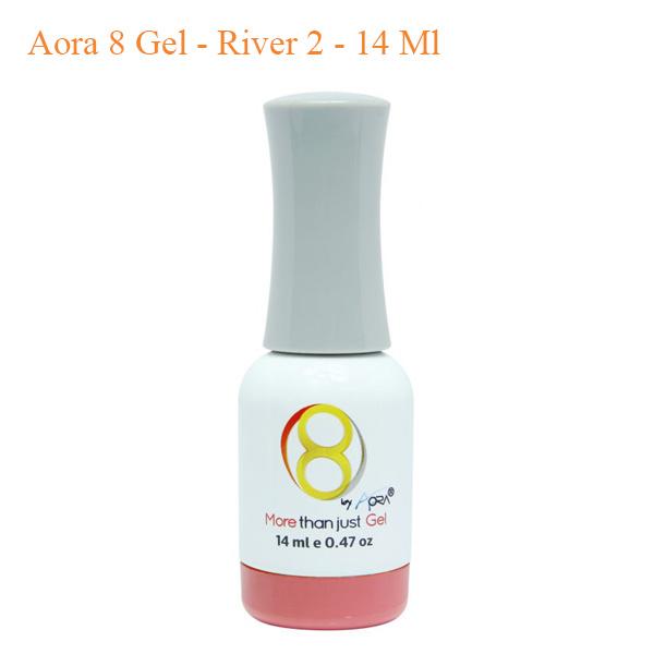 Sơn 8 Gel Aora – River 2 – 14ml
