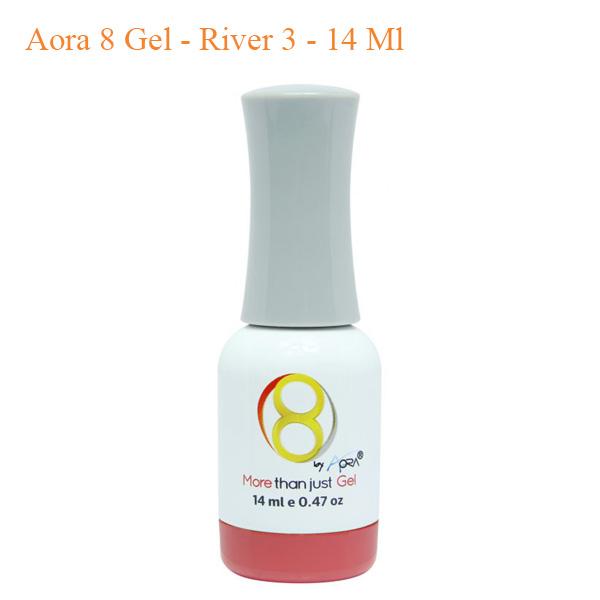 Sơn 8 Gel Aora – River 3 – 14ml
