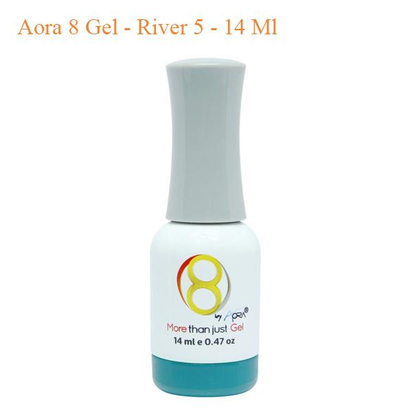 Sơn 8 Gel Aora – River 5 – 14ml