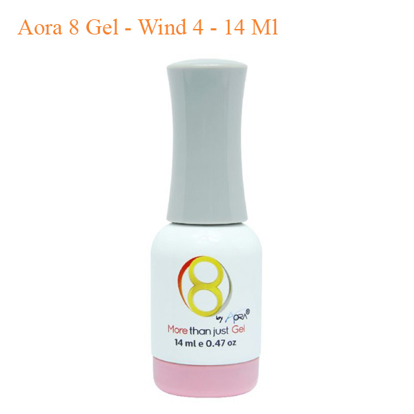 Aora 8 Gel – Water 4 – 14 Ml