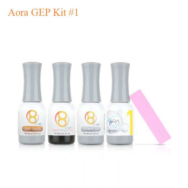Aora GEP Kit 1 - Sản phẩm mua nhiều