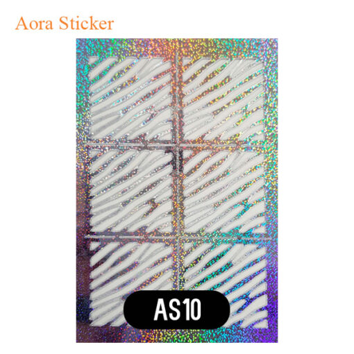 Aora Sticker