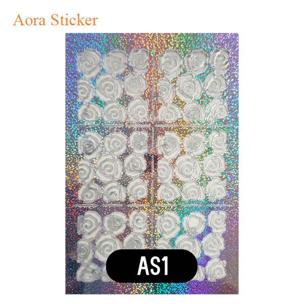 Aora Sticker