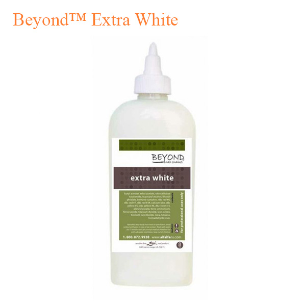 Beyond™ Extra White – 8oz