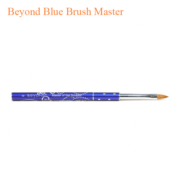 Beyond Blue Brush Master of Gel Sculptor #6