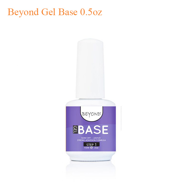Beyond Gel Base 0.5oz