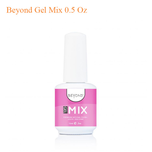 Beyond Gel Mix 0.5 Oz