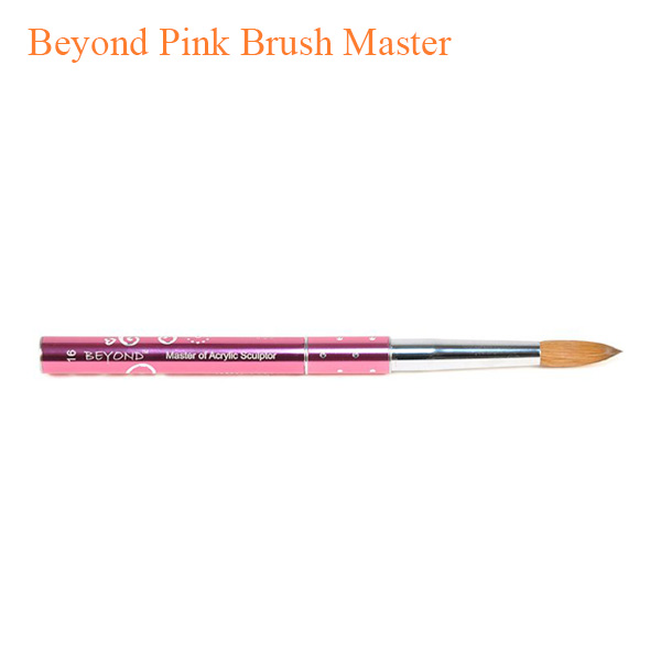 Beyond Pink Brush Master of Gel Sculptor #6