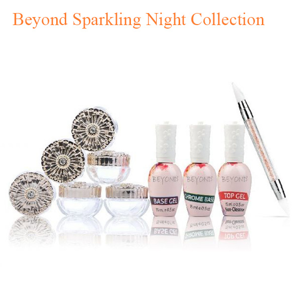 Bộ Sơn Gel Sparkling Night Beyond