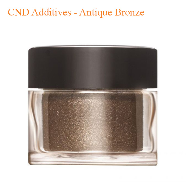 CND Additives – Antique Bronze