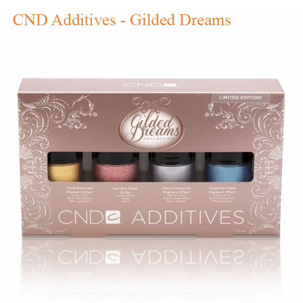 CND Additives – Gilded Dreams