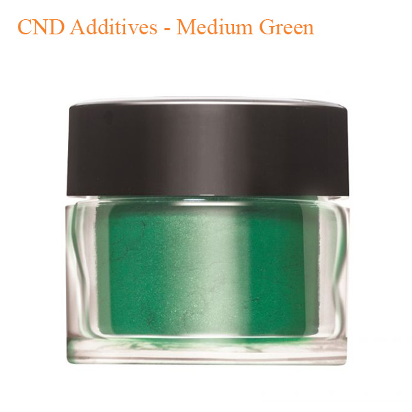 CND Additives – Medium Green