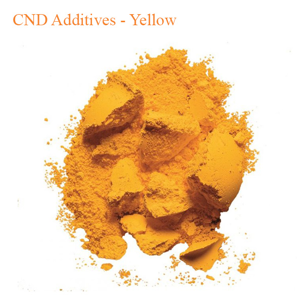 CND Additives – Yellow