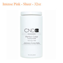 CND Perfect Color Sculpting Powder – Intense Pink – Sheer – 32oz