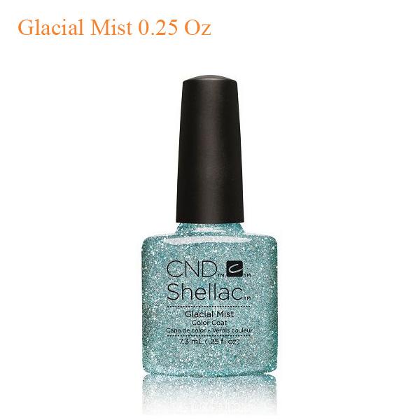 CND Shellac – Aurora Collection – Glacial Mist 0.25 Oz