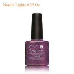 CND Shellac – Aurora Collection – Nordic Lights 0.25 Oz