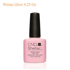 CND Shellac – Aurora Collection – Winter Glow 0.25 Oz