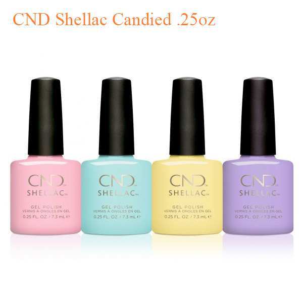 Sơn Gel CND Shellac – Candied 0.25oz