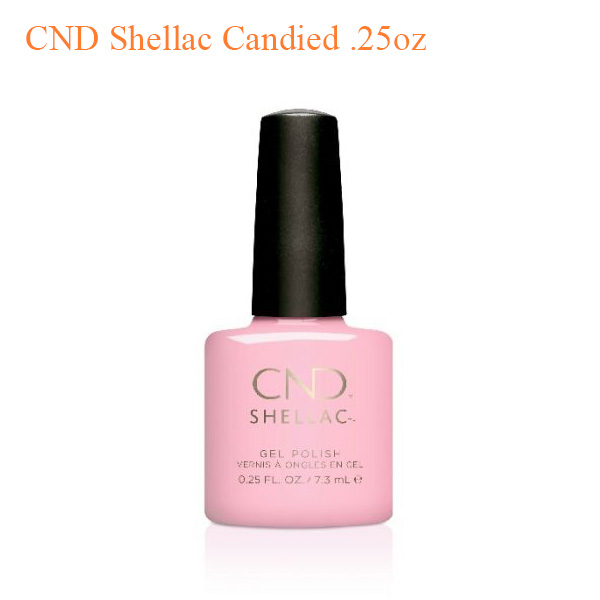 CND Shellac Candied .25oz