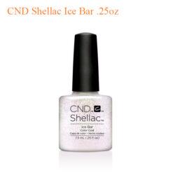 CND Shellac Ice Bar .25oz
