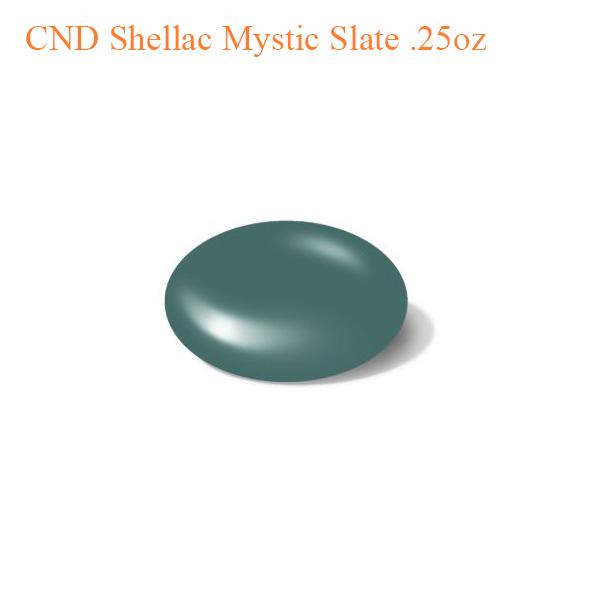 CND Shellac Mystic Slate .25oz
