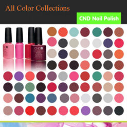 CND Shellac Power Polish – All Color Collections